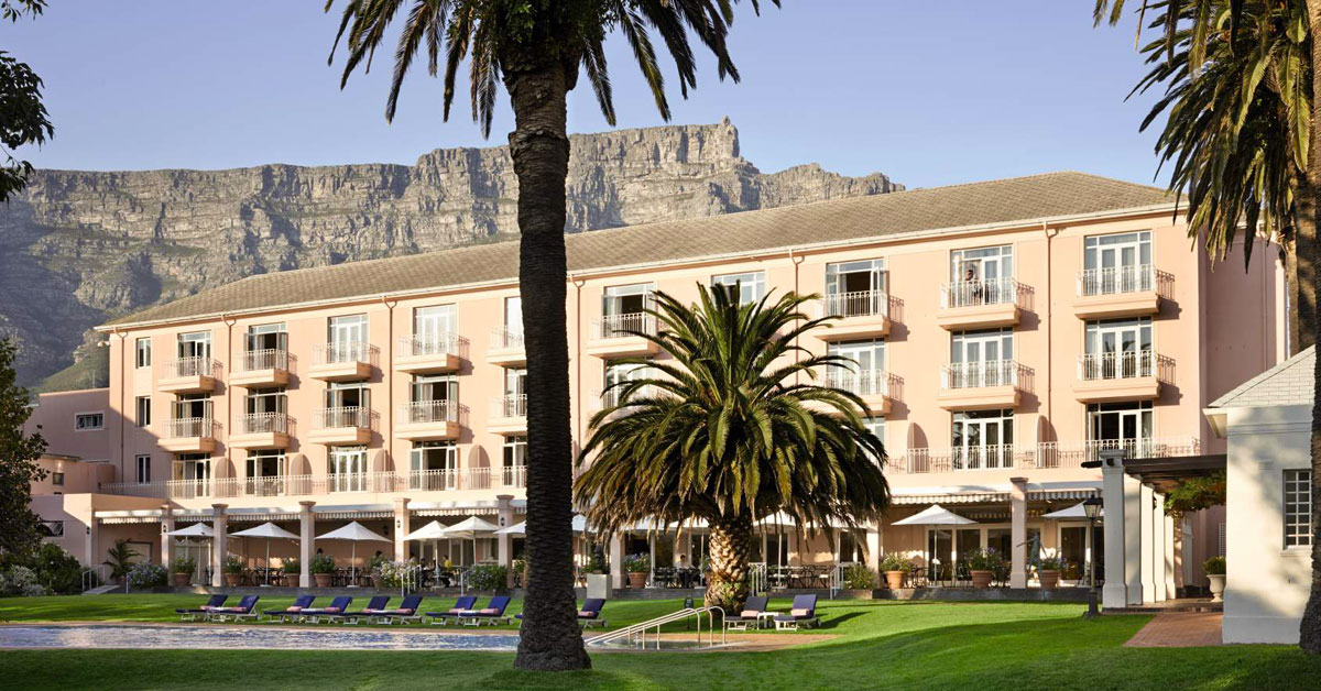 The Belmond Mount Nelson Hotel photo