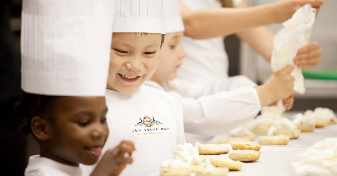 Children Can Become Five Star Chefs For Their Birthday At The Table Bay photo