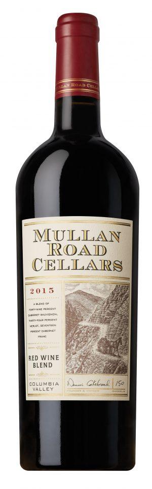 2015 Mullan Road Cellars Red Blend photo
