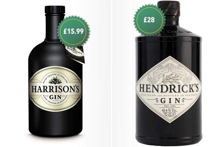 Aldi Has Launched Its Own Version Of Hendrick's Gin – And It Costs £12 Less Than The Original photo