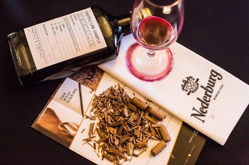 Nederburg`s The Wood Diaries: A Smoky Winter Experience photo