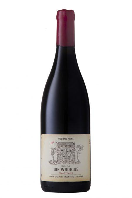 Swartland Organic Winery Org de Rac makes its mark at Signature Blend Report photo