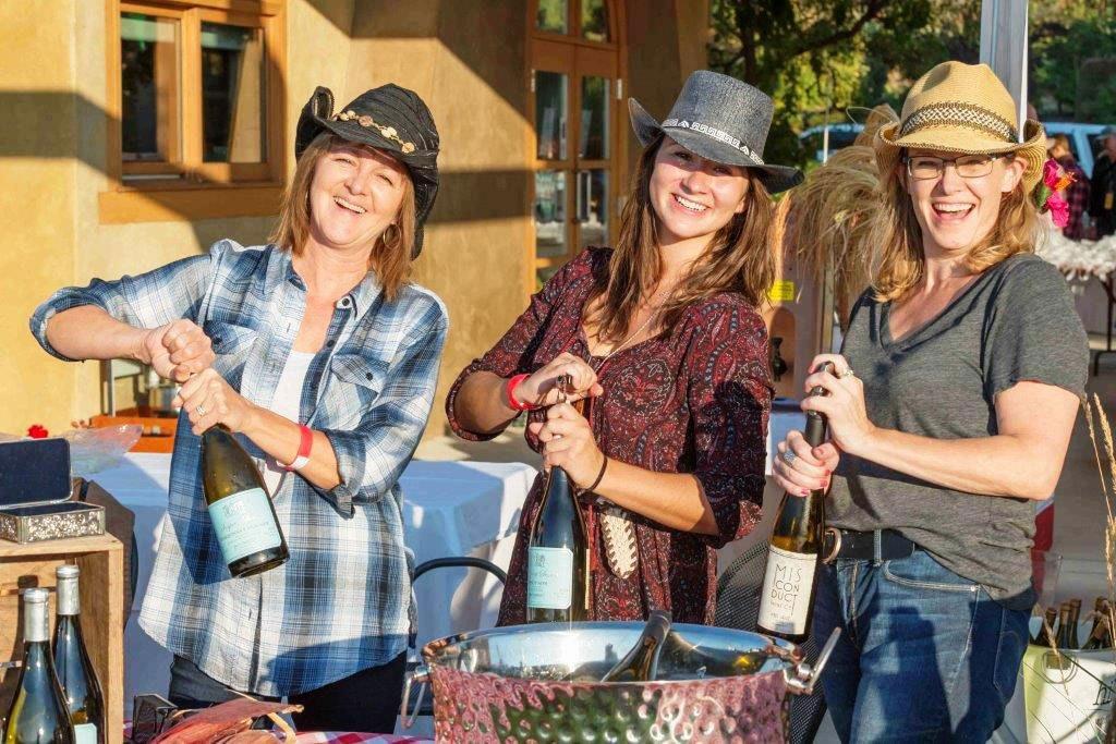 Naramata Bench Wineries Anticipating Good Times At Annual 'tailgate Party' photo