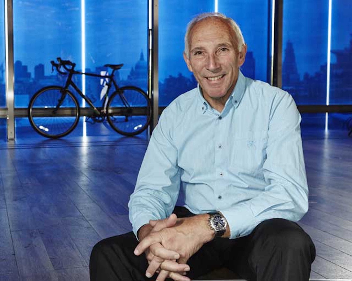 Nederburg Presents: Stories with Phil Liggett photo