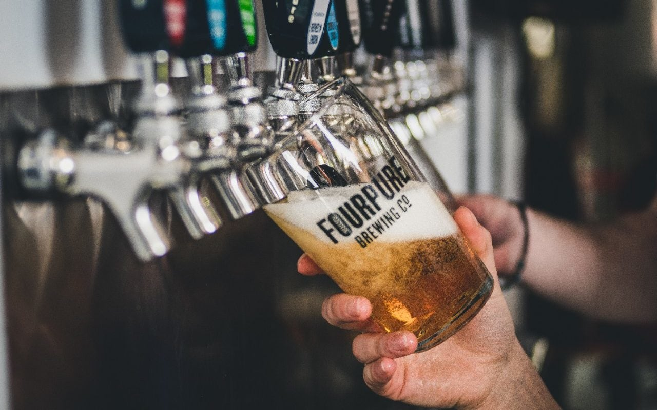 Australian Beer Giant Lion Gulps Down Craft Brewer Fourpure As It Eyes European Expansion photo