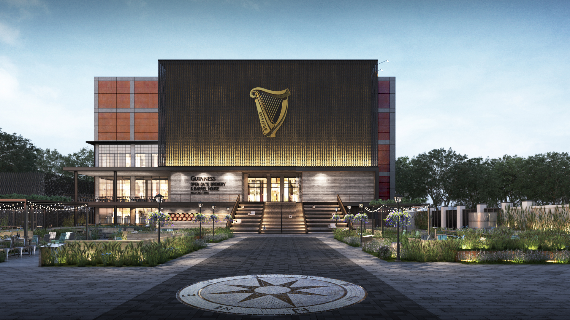 Diageo To Open Guinness Brewery In Maryland On August 3 photo