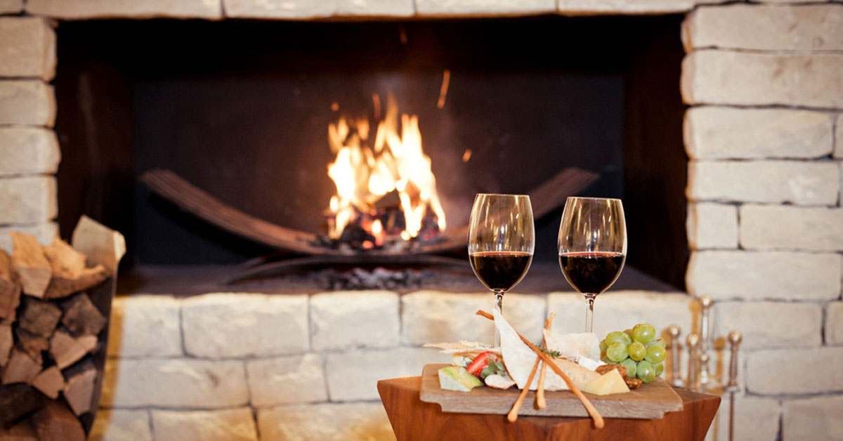 Cape Town Restaurants With Fireplaces photo