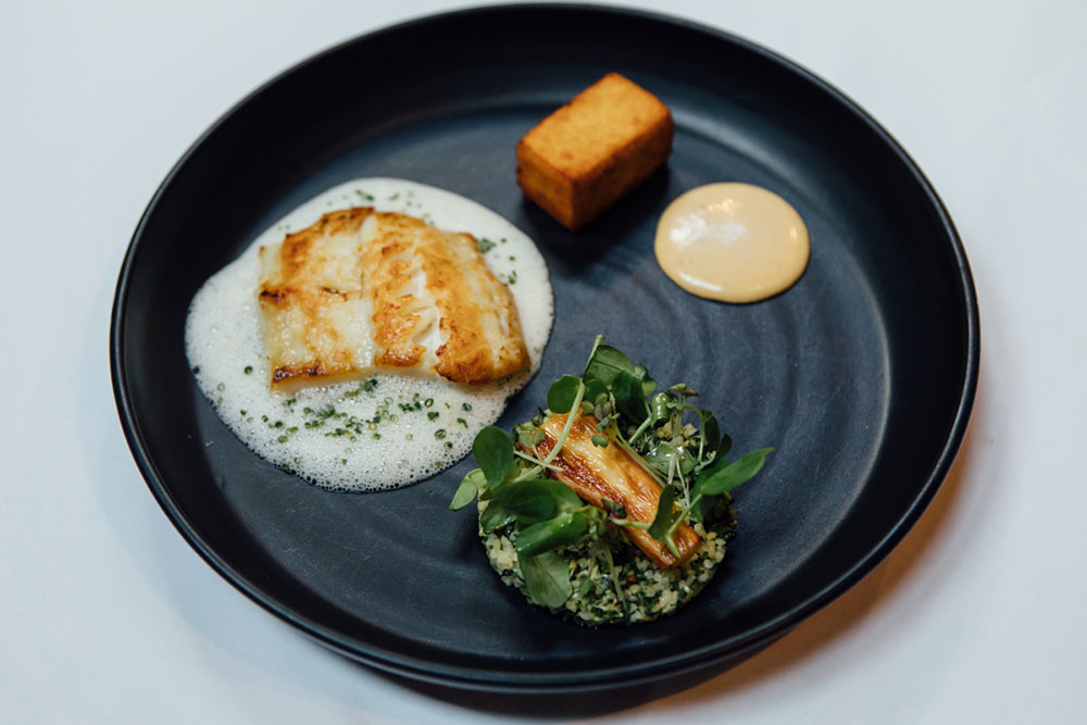 The Shortmarket Club Launches Its Prix Fixe Winter Menu Luncheon photo