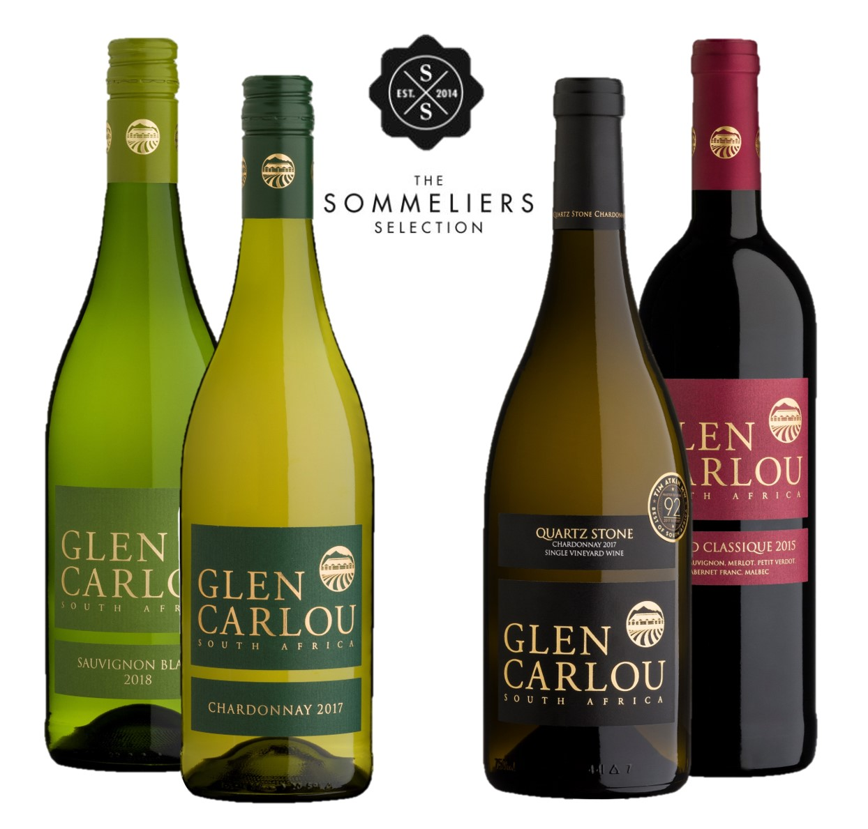 Glen Carlou has highest number of listed wines on The Sommeliers Selection 2018 Wine List photo