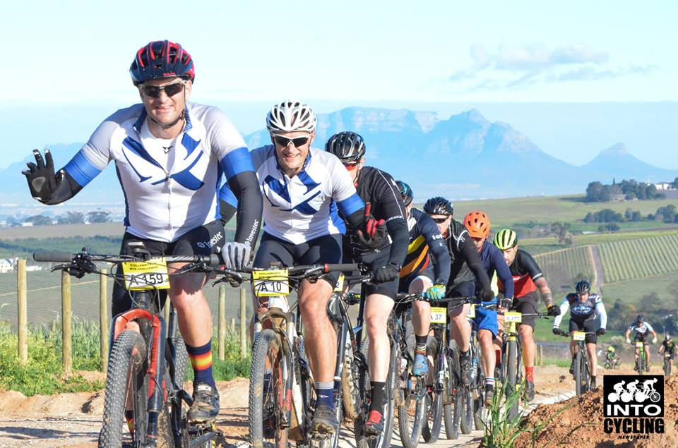 Family Fun At The Stellenbosch Mtb At Spier photo