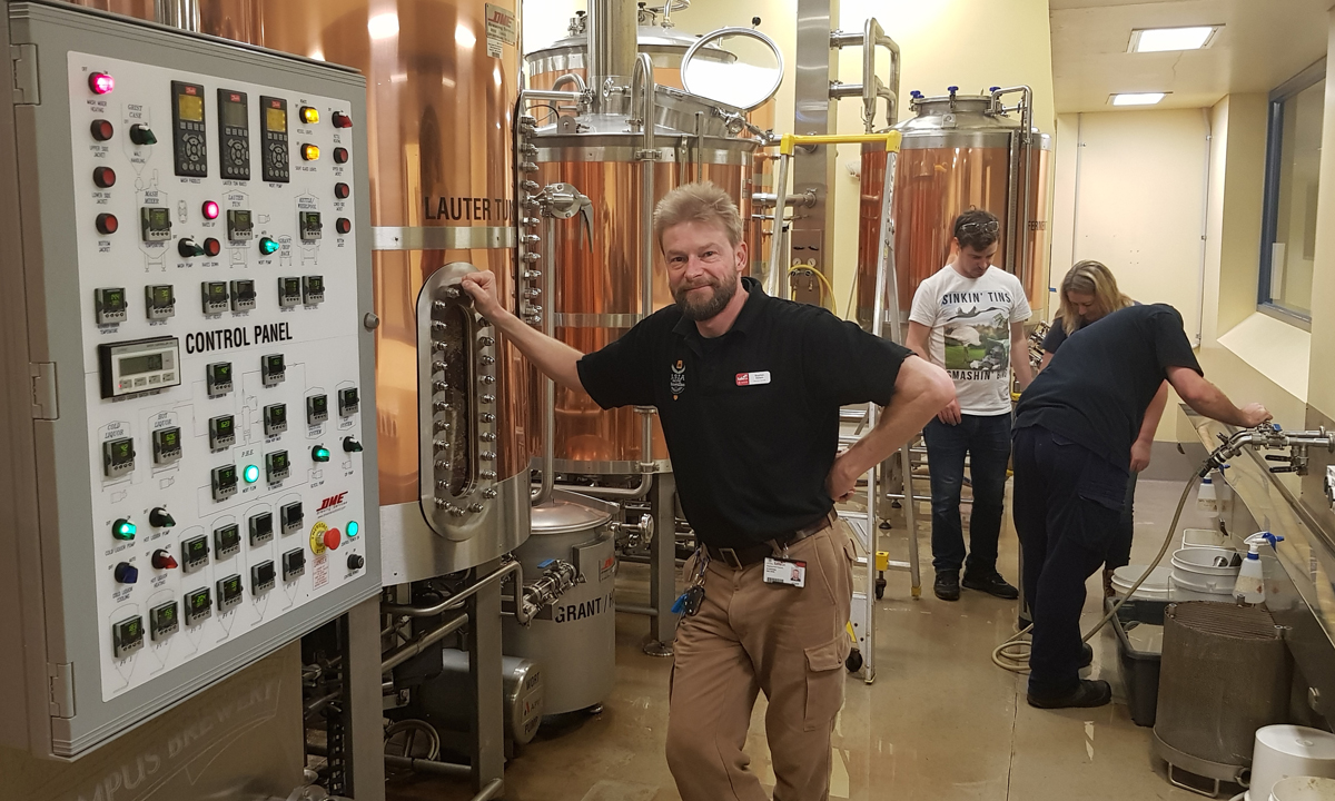 A Brewing Passion That Helped Shape An Industry photo