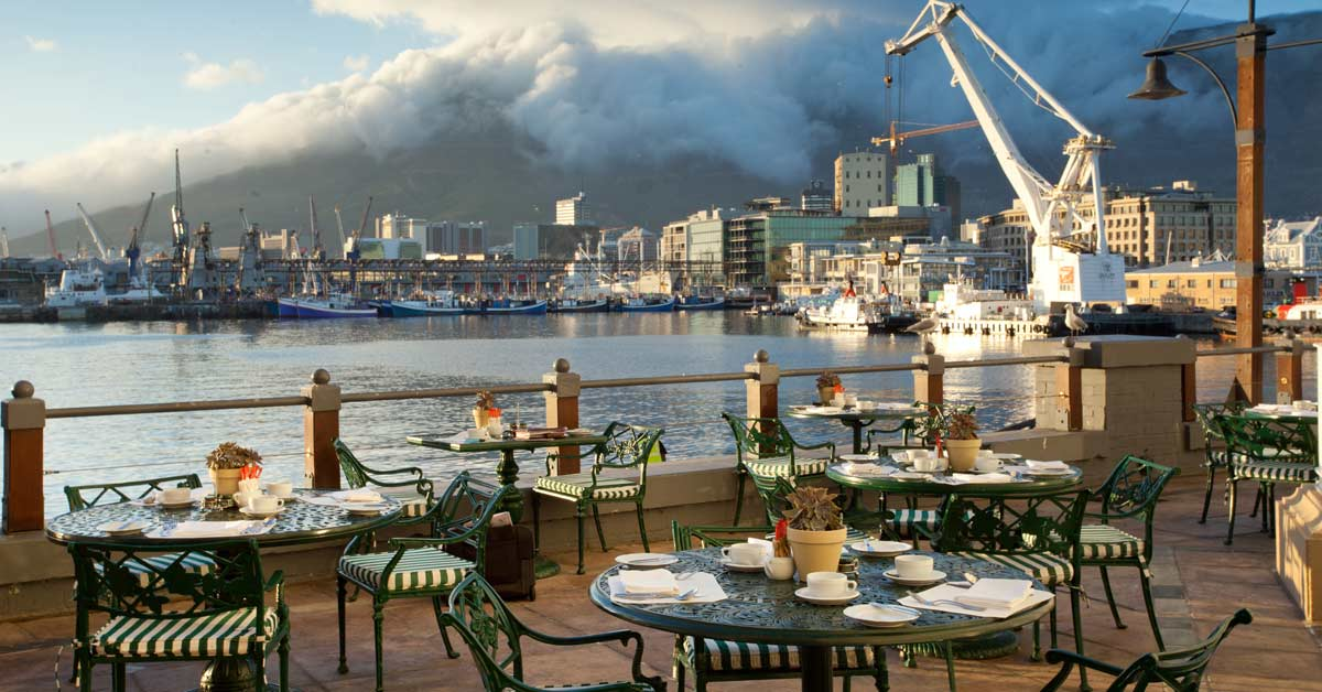 Feel Right At Home In The Embrace Of The Table Bay photo
