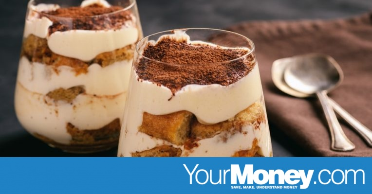 How A Second Slice Of Tiramisu Can Push You Over The Drink Drive Limit photo