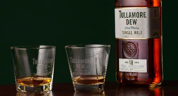 Tullamore Dew Wins International Whiskey Award photo