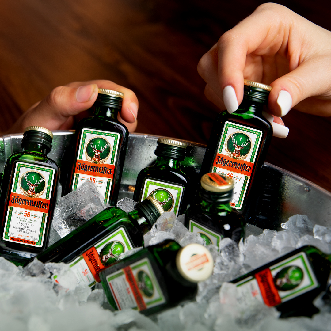 Jägermeister Launches Mini Meisters photo