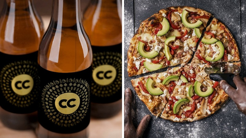 Col'cacchio & Devil's Peak Brewing Launch New Craft Beer photo
