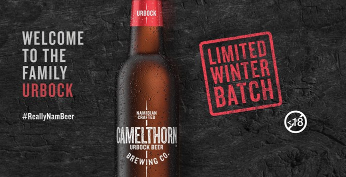Camelthorn Brewing Co. Is Now Brewing Urbock Craft Beer Beer! [review] photo