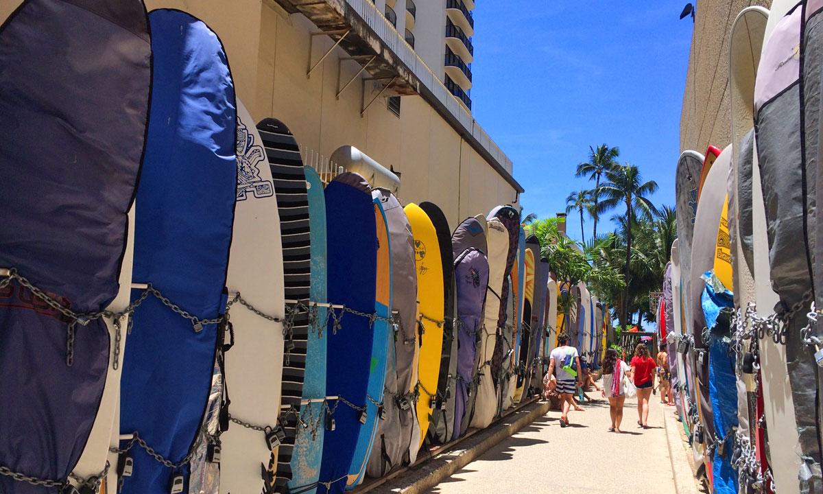Ten Ways To While Away Your Time On Waikiki photo