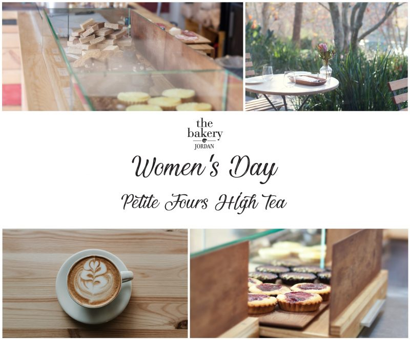 Women's Day at the Bakery at Jordan Wine Estate photo