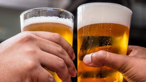 A Few Drinks A Week Could Help Men To Start A Family photo