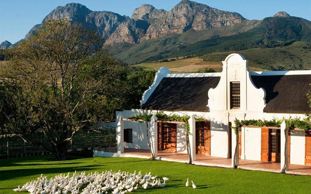 'the Hotel That Changed My Life': Inside The Cape Winelands' Most Extraordinary Hotel photo
