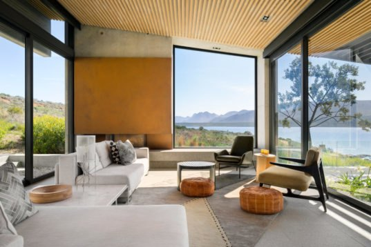 Saota's Benguela Cove Design Takes Rooms With A View Seriously photo