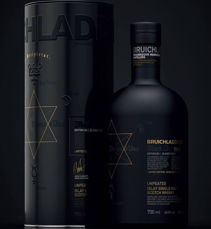 Bruichladdich Black Art 6 Continues The Mystery Of This Scotch Bottling photo