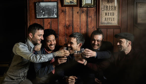 Dublin Pub Offering Free Whiskey To Us Citizens photo