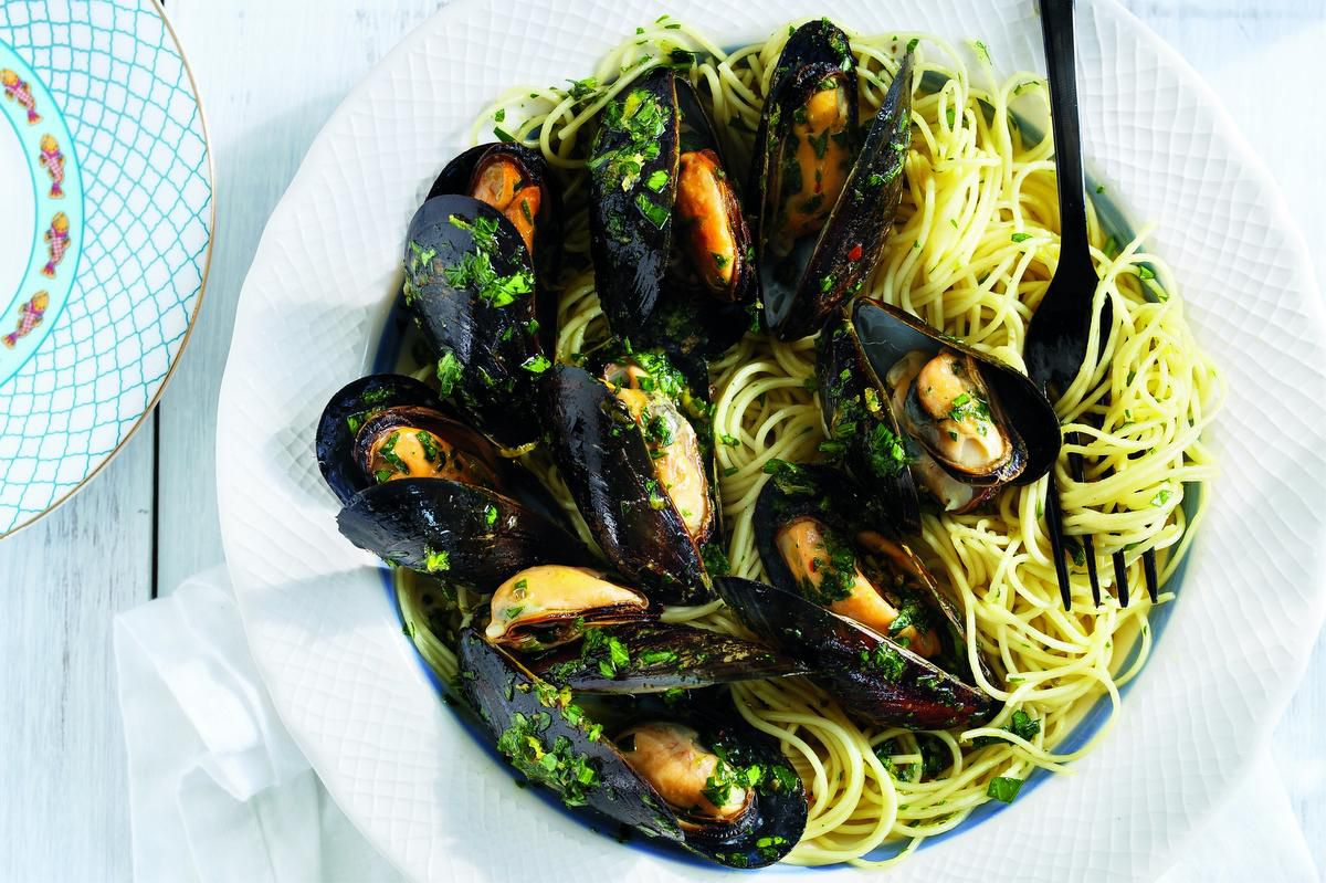Shake Up Your Pasta With This Sea-themed Twist photo