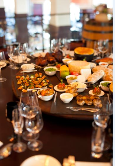 A Fine Wine Dining Experience Awaits You At Reuben's – One&only Cape Town, South Africa photo