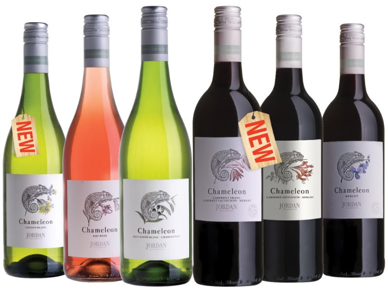 Chameleon Wine Range By Jordan Gets A New Look photo
