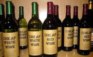85 Percent of South African wine consumed is priced at below R55 a litre photo