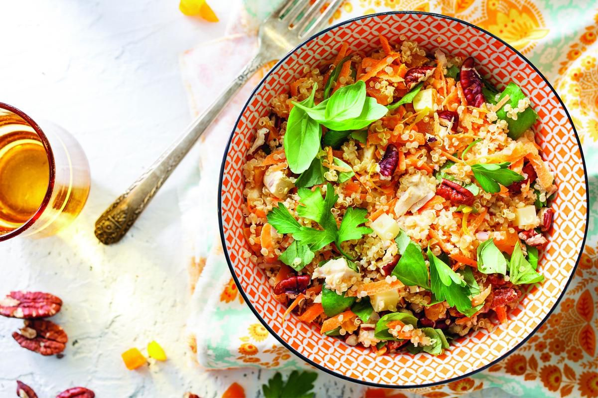 Winner, Winner Chicken Salad Bowls For Dinner photo