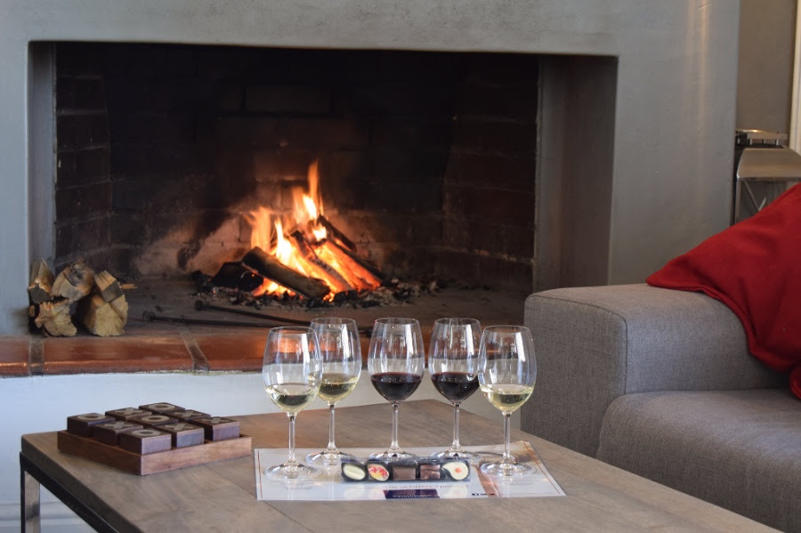 Enjoy a new Chocolate and Wine Pairing at Stellenbosch Vineyards photo