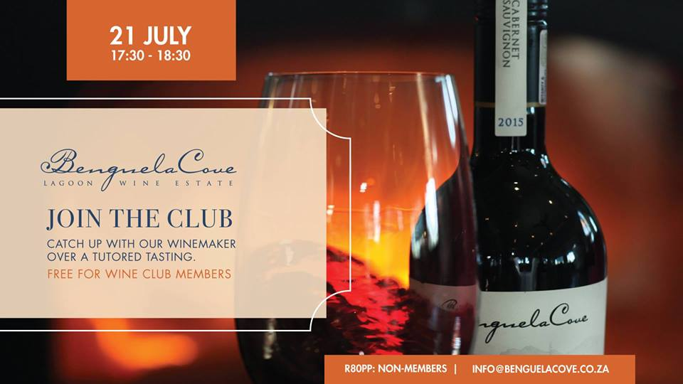 Enjoy a tutored tasting with the winemaker at Benguela Cove photo