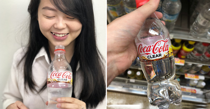 Coca-cola Clear Is Coming To Familymart Stores In Malaysia This August 2018! photo