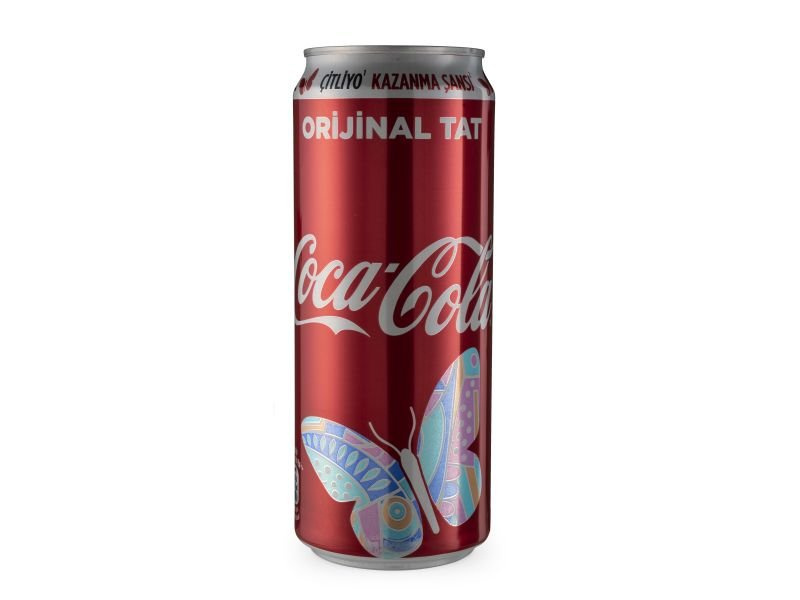 Novel Use Of Thermochromic Inks For Coca-cola Turkey photo