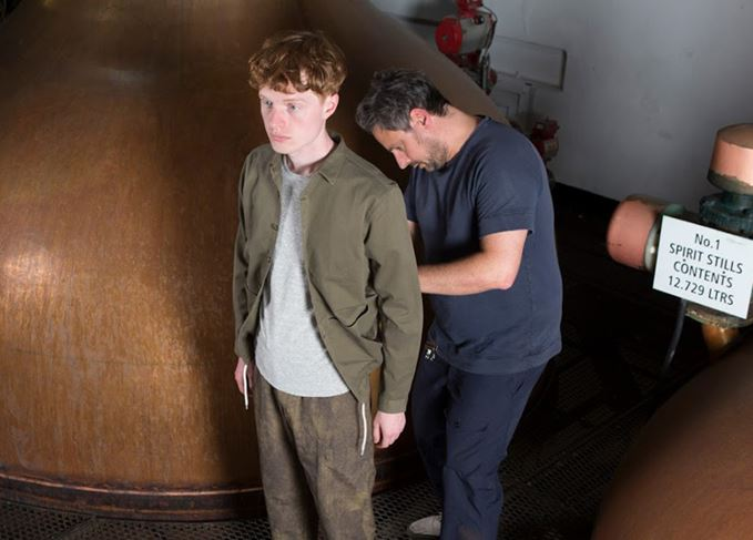 Benriach Creates Whisky-themed Clothing Line photo