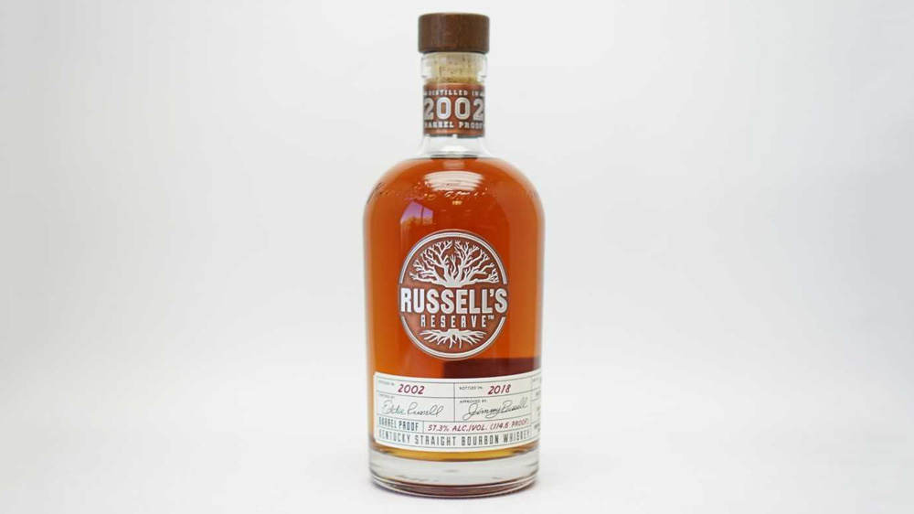 What's New Is Old With Russell's Reserve 2002 photo