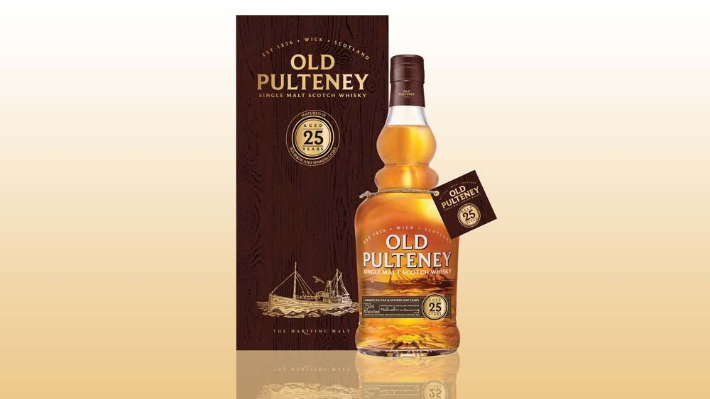 Old Pulteney 25 Year Old Is A Whisky That?s Marinated In Sea Air For A Quarter-century photo