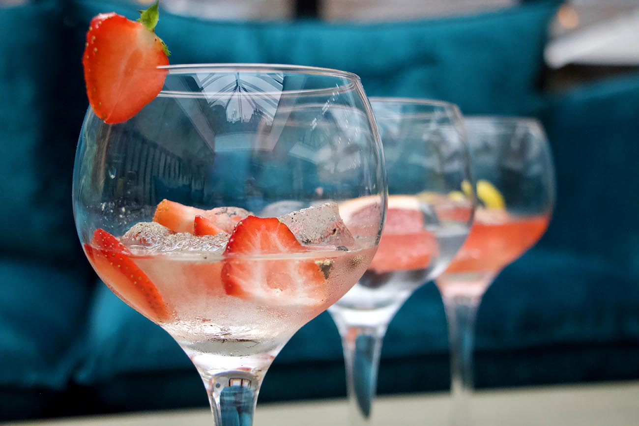 Expertly Selected, 9 Gins And Their Perfect Accompaniments ? Yorkmix photo