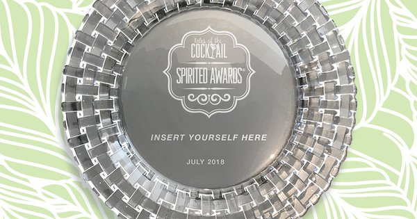 Tales Of The Cocktail Foundation Announces 12th Annual Spirited Awards® Winners photo