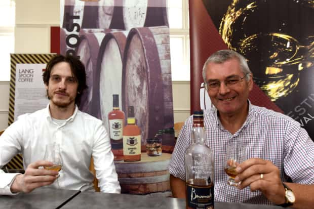 Kirkcaldy To Launch New Whisky Festival photo