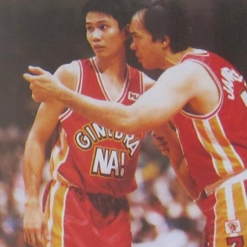 Gordon's Gin Boars: The Last Ginebra Team To Win The Pba Commissioner's Cup photo