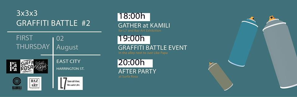kamili Everything you can do in the East City this First Thursdays