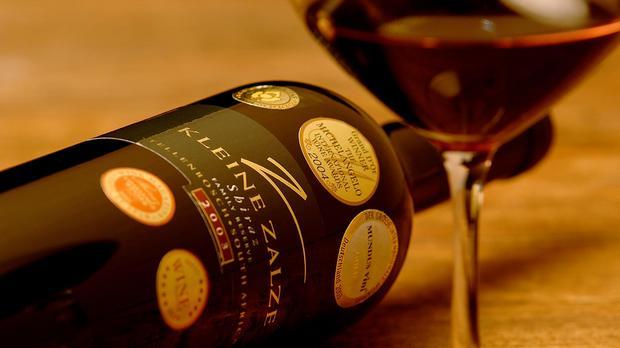 """Kleine Zalze Wins International """"best New World Wine Producer"""" Award photo"""