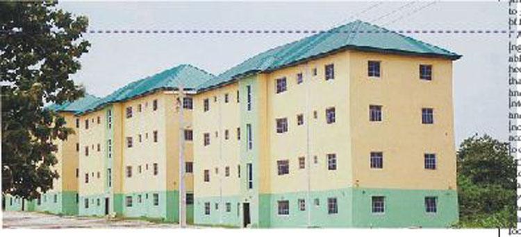 Fmbn's 112 Units For Lagos Market photo