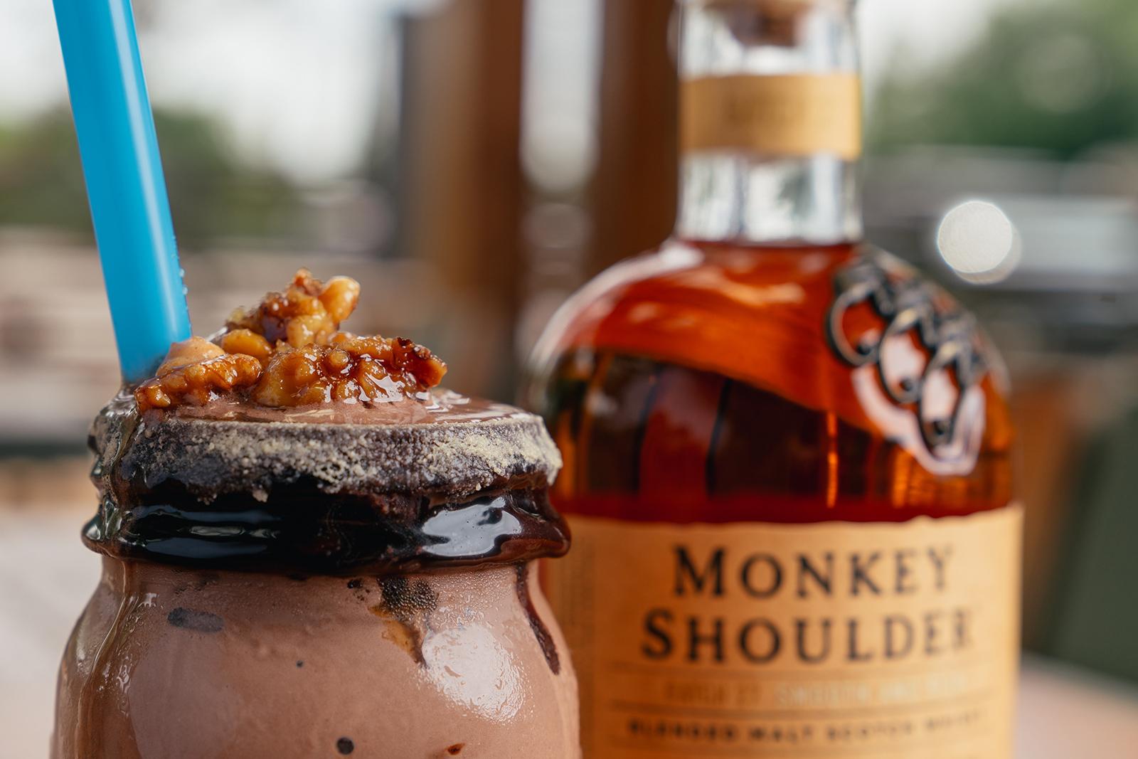 Cow Tipping Creamery Ice Cream + Monkey Shoulder Scotch Boozy Dessert Drinks photo