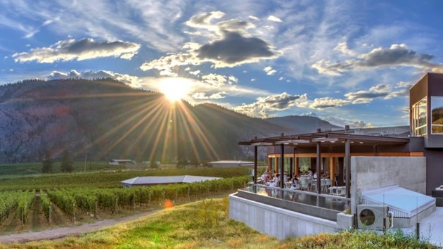 B.c. Gets Second Designated Wine Sub-appellation: Okanagan Falls photo