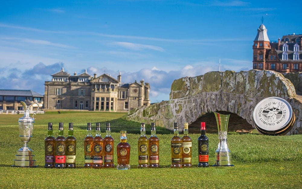Enter To Win A Limited-edition Bottle Of Loch Lomond Malt Whisky photo